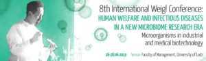8th International Weigl Conference @ University of Lodz