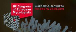 XVIII Congress of European Mycologists (XVIIICEM) @ Budynek Starej Biblioteki, Uniwersytet Warszawski