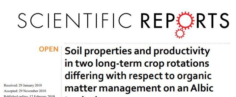 Nowa publikacja w czasopiśmie Scientific Reports (Nature)