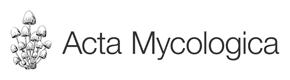 Nowa publikacja w czasopiśmie Acta Mycologica