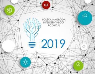 mgr inż. Syliwa Siebielec laureatką Polskiej Nagrody Inteligentnego Rozwoju 2019