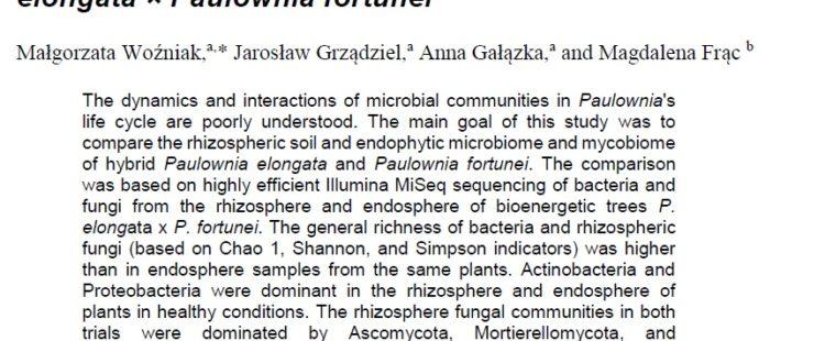 Nowa publikacja w BioResources