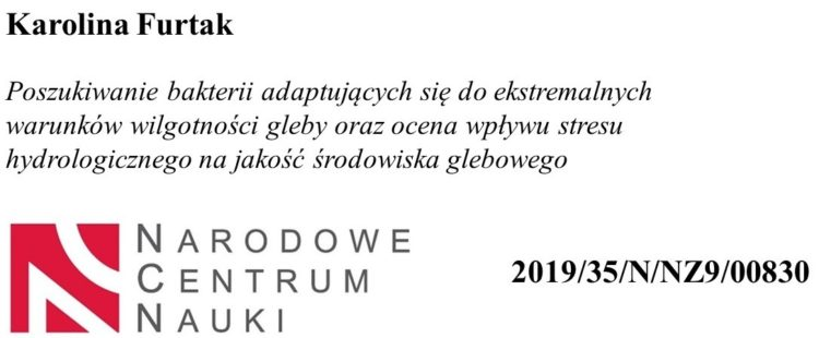 Projekt mgr Karoliny Furtak uzyskał finansowanie w ramach konkursu Preludium 18 (NCN)
