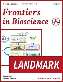 Zapraszamy do współtworzenia numeru specjalnego w czasopiśmie Frontiers in Bioscience-Landmark